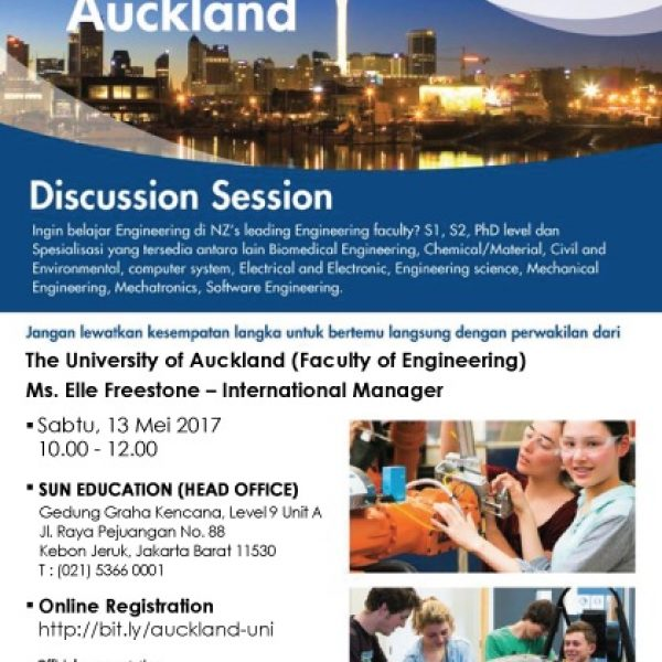 Auckland-Info-Discussion-Session