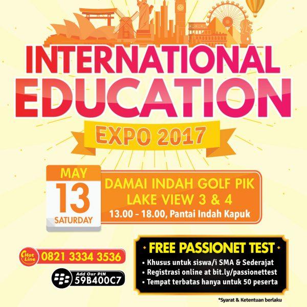 International Education Expo