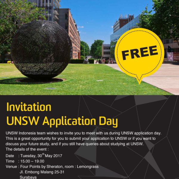 unsw-application-day-surabaya-2017
